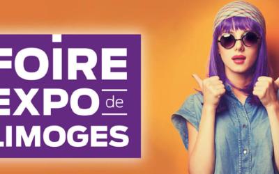 Rencontrons-nous lors de la prochaine Foire Exposition de Limoges 2019