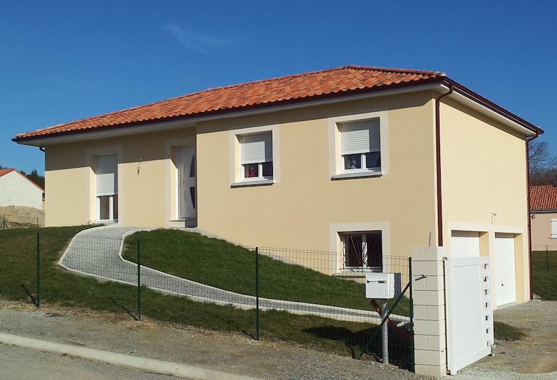 construction maison sur sous-sol Limoges Haute Vienne