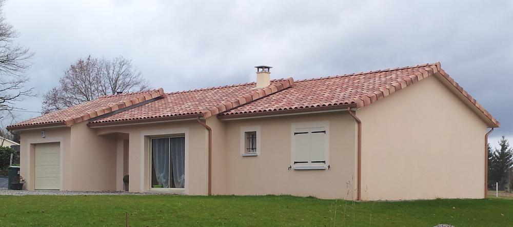 Construction pavillon plain pied Haute-Vienne