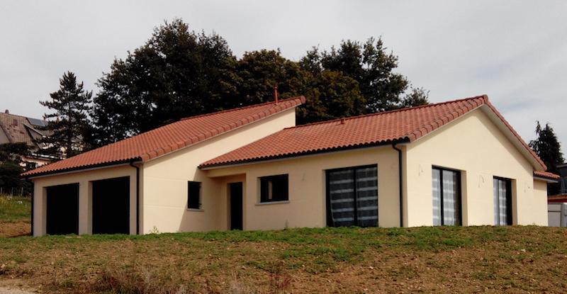 Constructeur de maison de plain pied Limoges Haute-Vienne