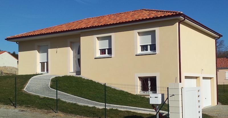 Constructeur maison sous-sol Limoges Haute-Vienne et Charente