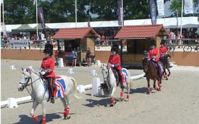 Bessaguet Construction sponsorise le Centre Equestre des Hauts de Blond